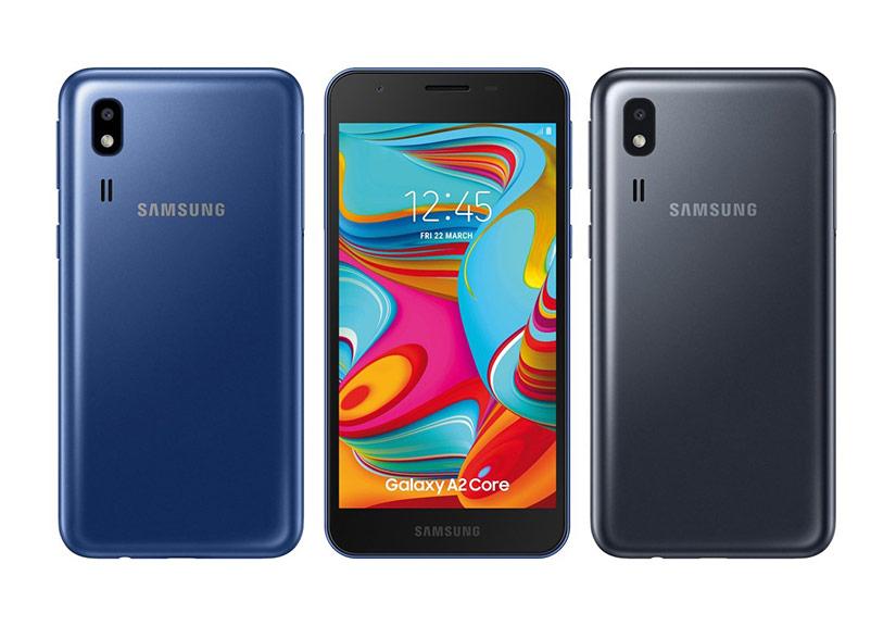 Samsung sắp ra Galaxy A2 Core giá 76 USD