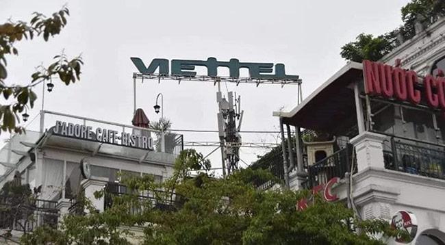 Viettel lắp đặt trạm 5G đầu tiên tại Việt Nam