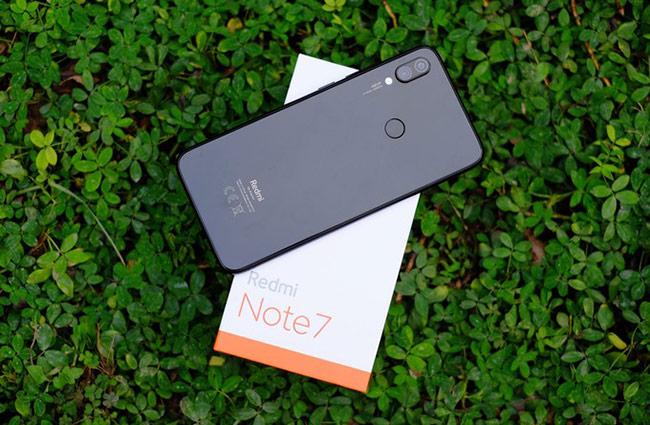 Xiaomi Redmi Note 7 (3,99 triệu đồng)