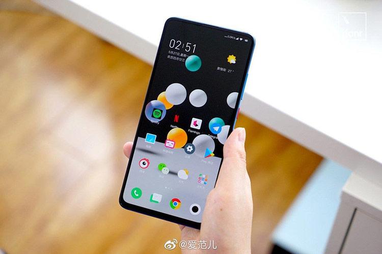 Xiaomi vừa ra mắt chiếc smartphone cao cấp nhất thuộc dòng Redmi với tên gọi K20 Pro.