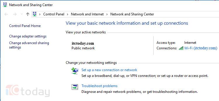 Cách xem mật khẩu Wifi đã lưu trên Windows