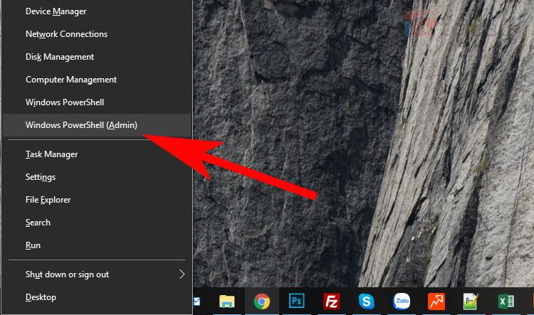 Xem Mật Khẩu WiFi Bằng Command Prompt / Powershell