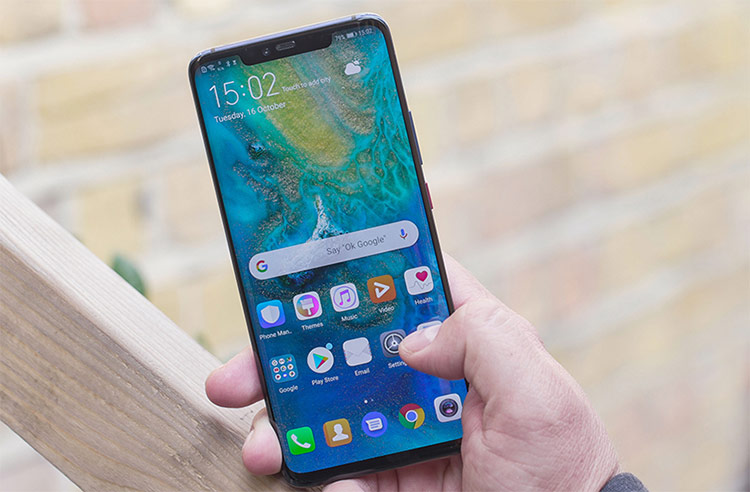 Hiện tại, các smartphone của Huawei vẫn truy cập và sử dụng được Google Play. Ảnh: Androiddpit.