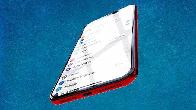 nhà thiết kế Hasan Kaymak đã tạo ra bản dựng của chiếc iPhone 11R (hay còn được biết đến với tên gọi khác là iPhone XR2