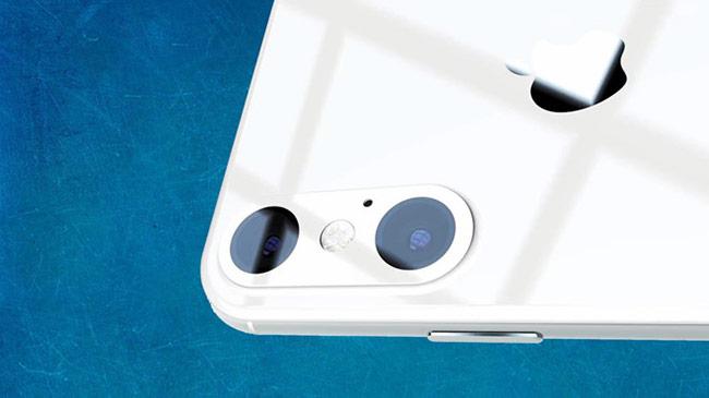 chiếc iPhone 11R sẽ chỉ hỗ trợ cụm camera kép, trong đó có một ống kính thường và một ống kính góc siêu rộng