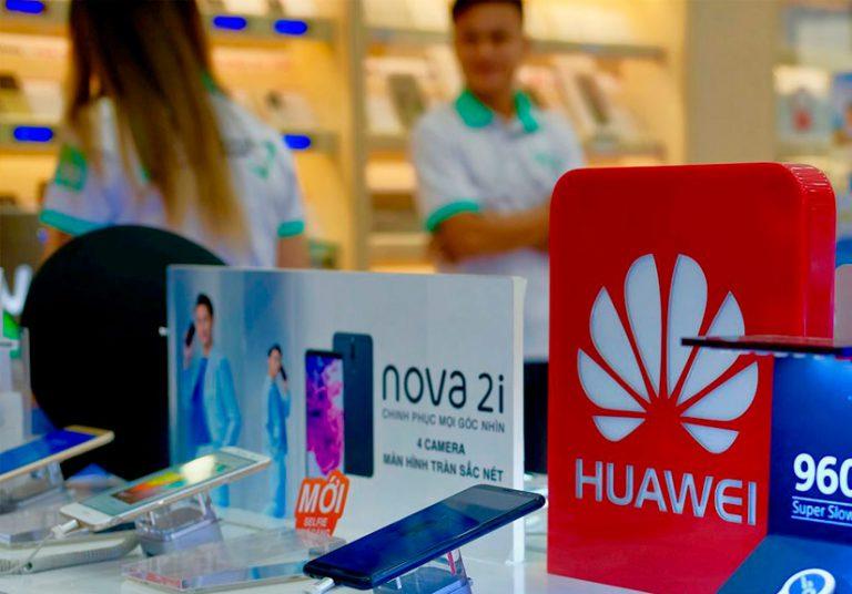 Điện thoại Huawei về mức giá khó tin dù vẫn hoạt động tốt