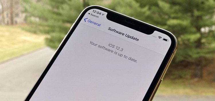 iOS 12.3 tập trung làm mới ứng dụng Apple TV, nâng cấp tính năng AirPlay 2 và sửa một số lỗi hệ thống.