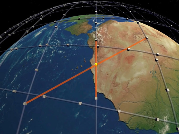 Mỗi một vệ tinh Starlink sẽ liên kết với 4 vệ tinh khác thông qua laser. Chưa từng có một vệ tinh Internet nào có cách hoạt động tương tự. Điều này giúp Starlink có thể phủ Internet trên toàn bộ bề mặt Trái đất với tốc độ gần bằng ánh sáng, vượt xa khả năng của đường truyền cáp quang.