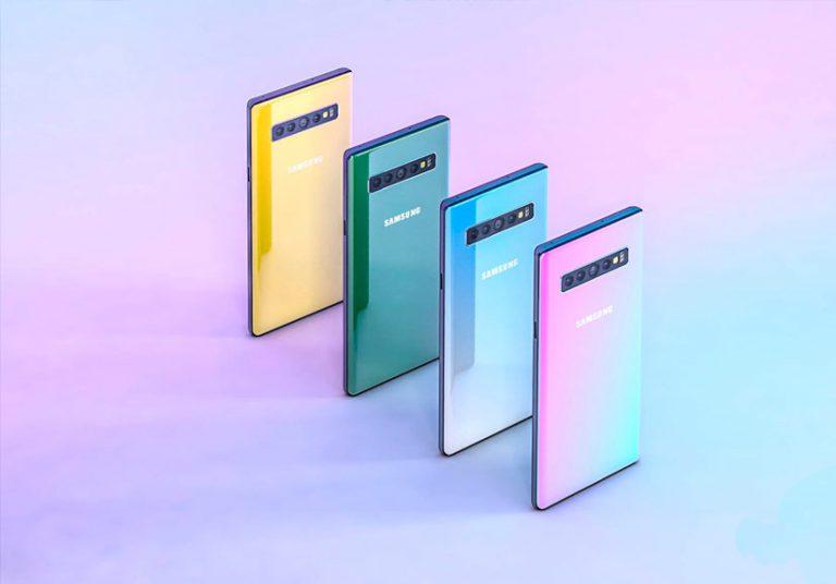 Galaxy Note 10 sẽ có phiên bản màu gradient?   Thông tin công nghệ