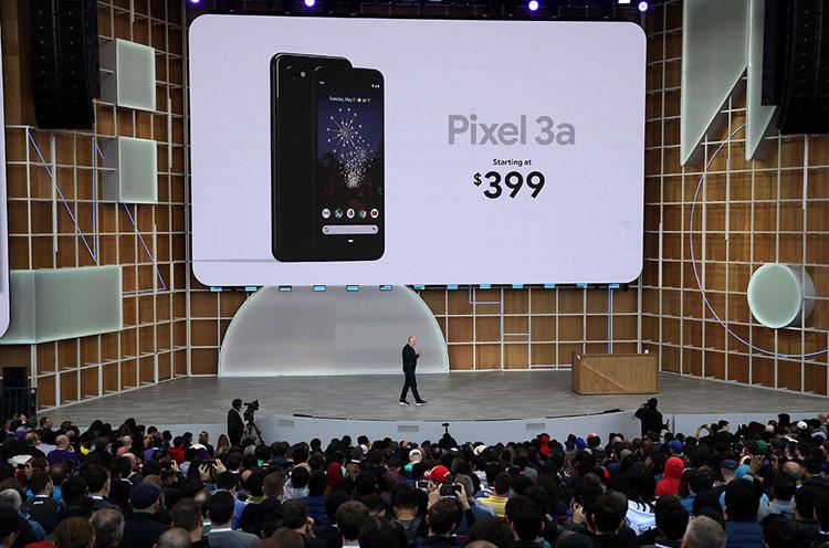 Pixel 3a mới có giá chỉ 399 USD. Ảnh: The Verge