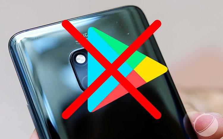 """Không có Gmail, YouTube, Play,... điện thoại Huawei sẽ rất khó """"sống"""" bên ngoài thị trường Trung Quốc."""