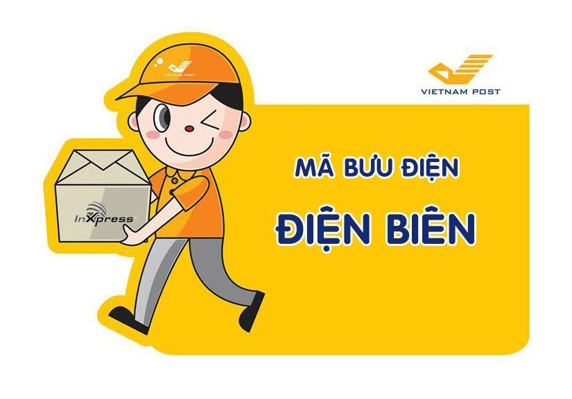 Mã bưu điện Điện Biên – Zip/Postal Code các bưu cục tỉnh Điện Biên