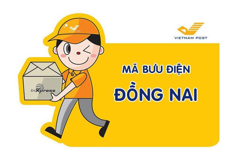 Mã bưu điện Đồng Nai – Zip/Postal Code các bưu cục tỉnh Đồng Nai