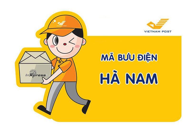 Mã bưu điện Hà Nam – Zip/Postal Code các bưu cục tỉnh Hà Nam