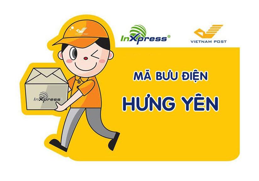 Mã bưu điện Hưng Yên – Zip/Postal Code các bưu cục tỉnh Hưng Yên