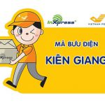 Mã bưu điện Kiên Giang – Zip/Postal Code các bưu cục tỉnh Kiên Giang