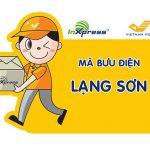 Mã bưu điện Lạng Sơn – Zip/Postal Code các bưu cục Lạng Sơn