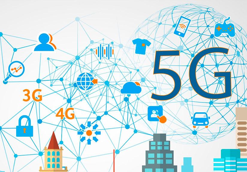 Tốc độ của 5G nhanh gấp 10 lần so với 4G, cho phép kết nối nhiều thiết bị với độ trễ thấp.