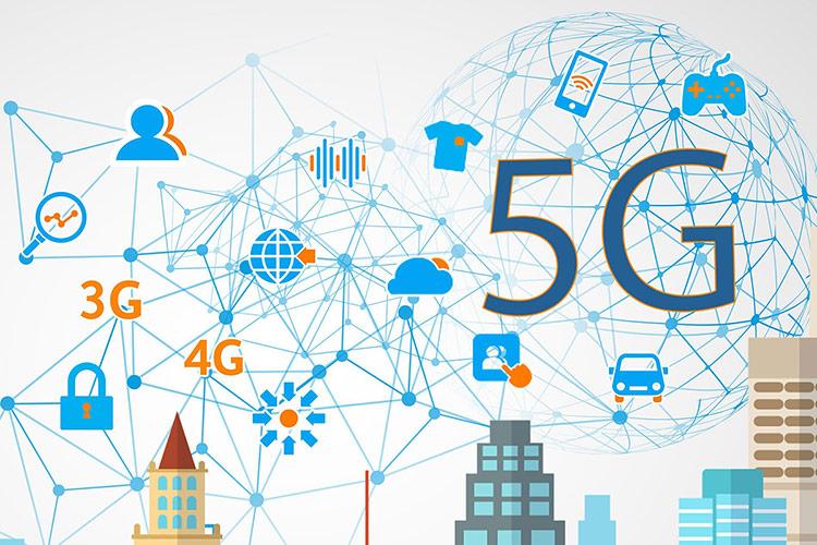 Mạng 5G hướng tới kết nối cho các thiết bị thông minh, IoT.