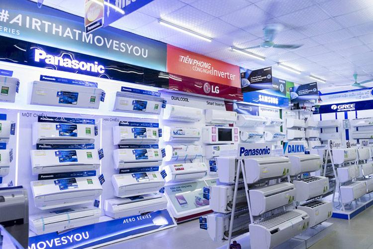 Hãy chọn mua và sử dụng 1 chiếc máy lạnh (điều hòa nhiệt độ) có công suất phù hợp với diện tích căn phòng