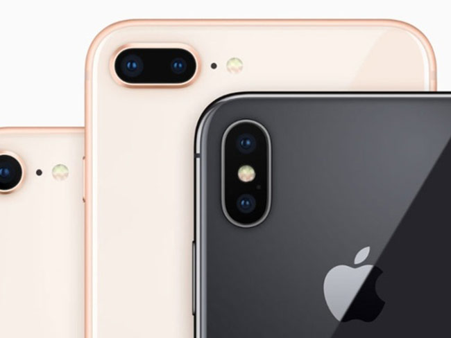 iPhone 8 sẽ không có ống kính zoom ở mặt sau của iPhone X