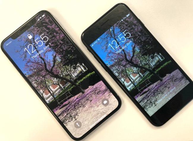 iPhone 8 cũng nhanh như iPhone X