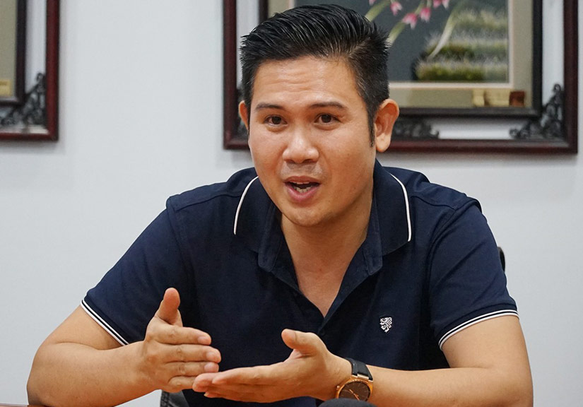 Chủ tịch Asanzo: Sản phẩm của chúng tôi không phải hàng Việt Nam