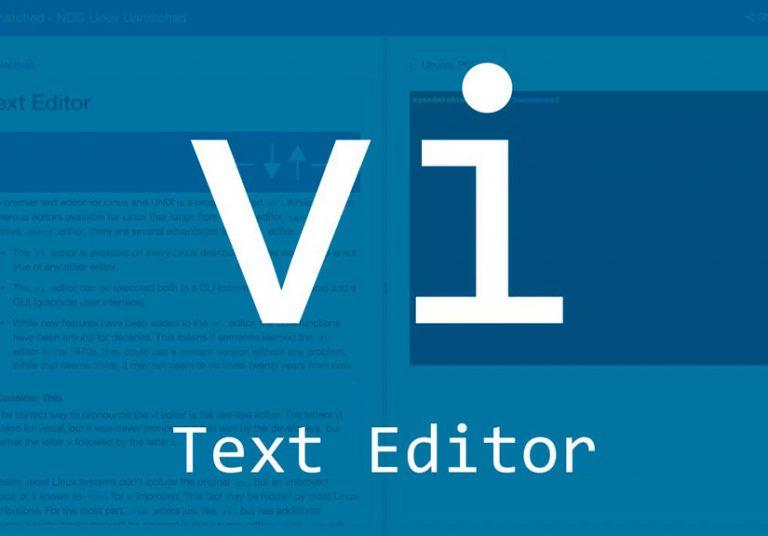 Cách hiển thị số dòng trong vi / vim Linux | Thủ thuật IT