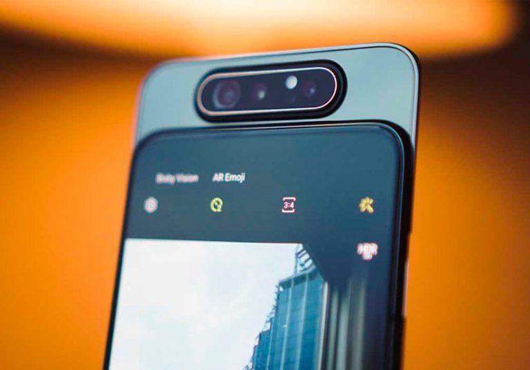 Galaxy A80 dự kiến sẽ lên kệ tại Việt Nam vào đầu tháng 7 với mức giá 15 triệu đồng