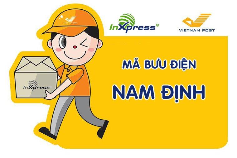Mã bưu điện Nam Định – Zip/Postal Code các bưu cục Nam Định