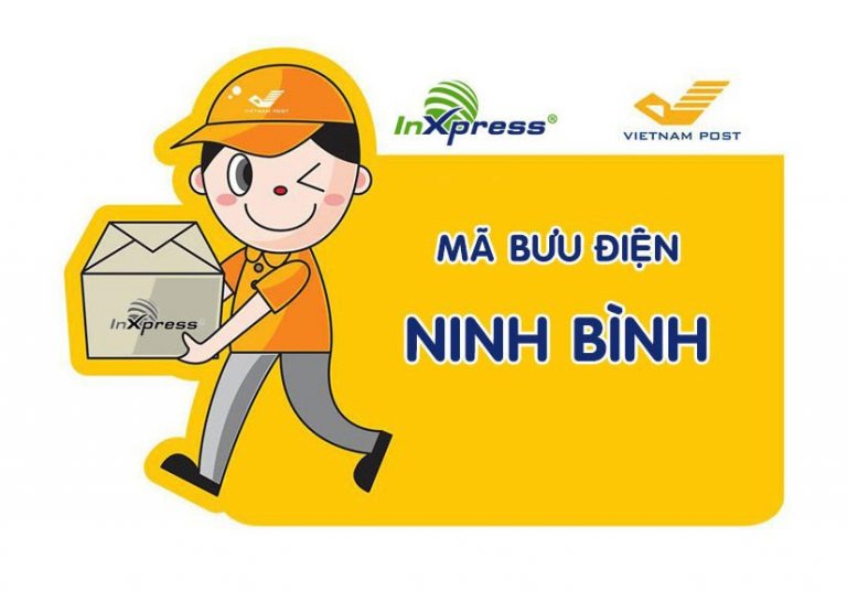 Mã bưu điện Ninh Bình – Zip/Postal Code các bưu cục Ninh Bình