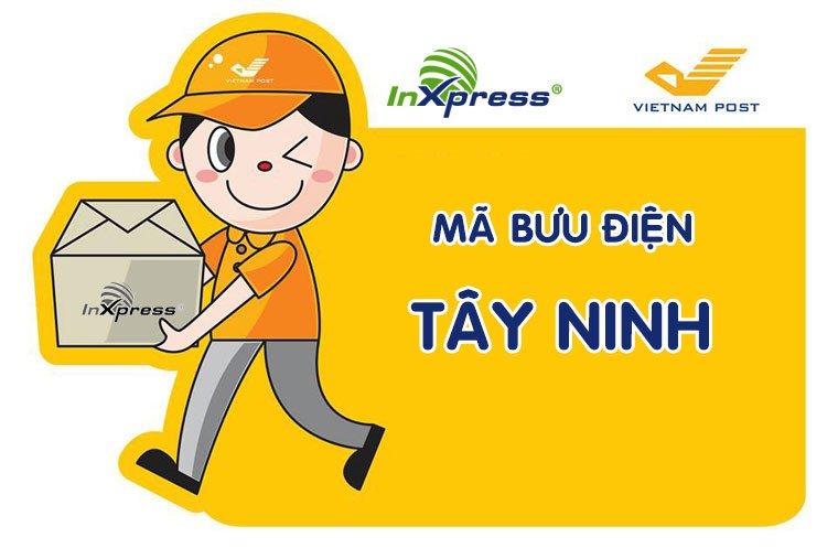 Mã bưu điện Tây Ninh – Zip/Postal Code các bưu cục Tây Ninh