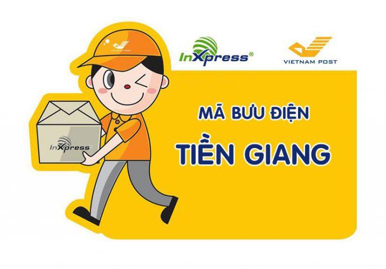Mã bưu điện Tiền Giang – Zip/Postal Code các bưu cục Tiền Giang