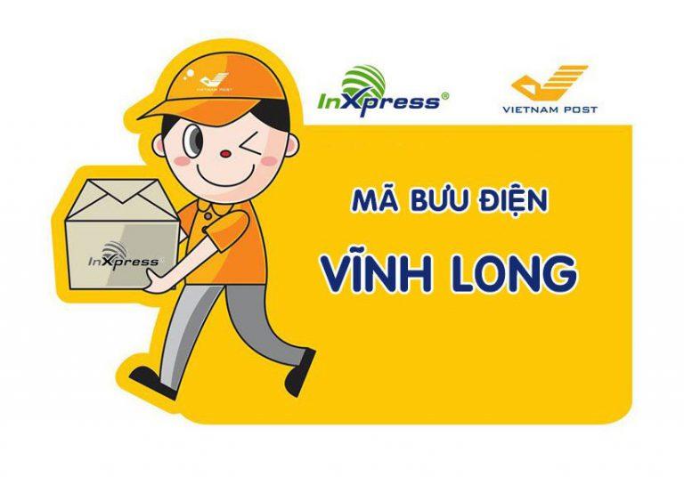 Mã bưu điện Vĩnh Long – Zip/Postal Code các bưu cục Vĩnh Long