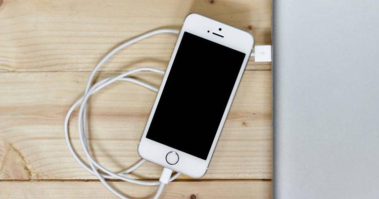 Sử dụng pin đến cạn mới cắm sạc: iPhone cũng như hầu hết dòng smartphone hiện nay đều sử dụng loại pin Lithium-ion.