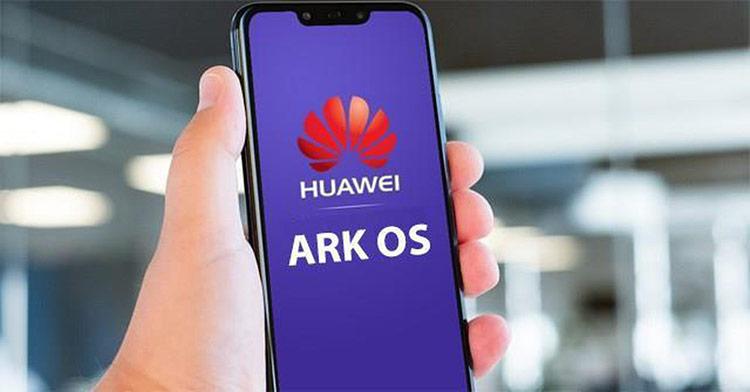 Hệ điều hành do Huawei phát triển được gọi là HongMeng OS tại Trung Quốc, và Ark OS ở nước ngoài.