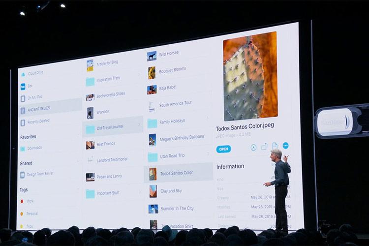 Người dùng từ lâu đã rất vất vả trong việc sao lưu dữ liệu từ ổ đĩa ngoài vào iPhone.