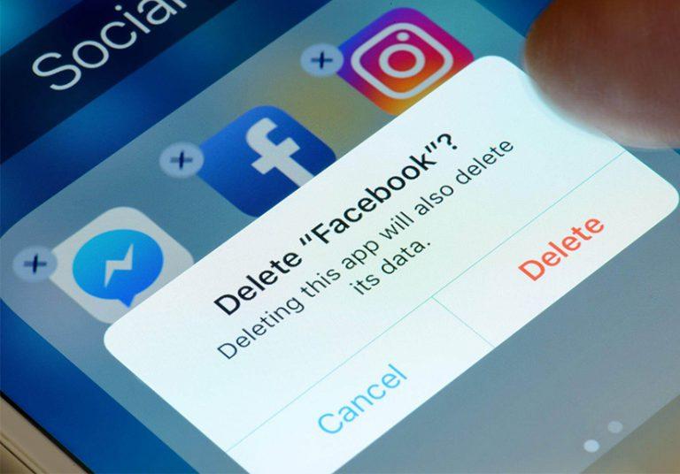 8 lý do nên xóa ngay tài khoản Facebook