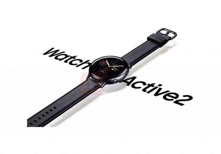 Đồng hồ thông minh của Samsung lộ ảnh báo chí
