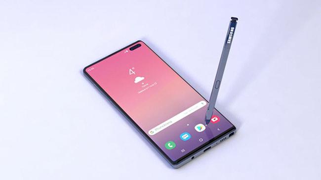 Galaxy Note 10 5G đi kèm bộ nhớ trong lên tới 1 TB