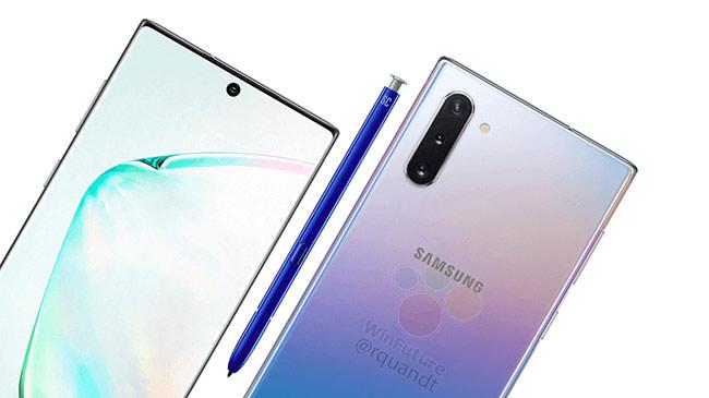 Galaxy Note 10 sẽ bị dừng sản xuất do thương chiến Nhật – Hàn?