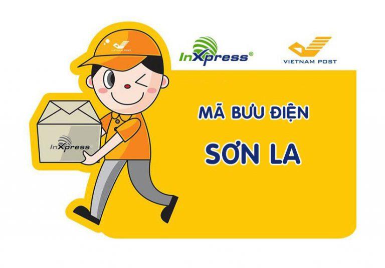 Mã bưu điện Sơn La – Zip/Postal Code các bưu cục Sơn La