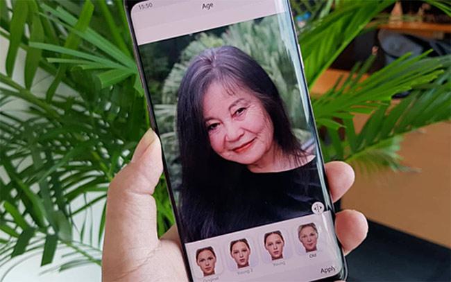 Ứng dụng FaceApp đang thịnh hành ở Việt Nam và một số nước trên thế giới sử dụng AI để biến đổi hình ảnh người dùng.