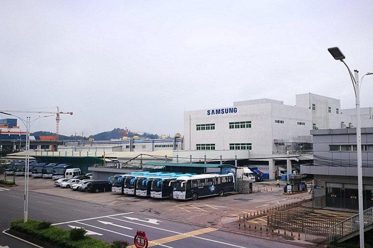 Hàng loạt công ty đóng cửa nhà máy tại Trung Quốc - Giữa tháng 6, Samsung cho biết hãng chuẩn bị đóng cửa nhà máy cuối cùng tại Trung Quốc.