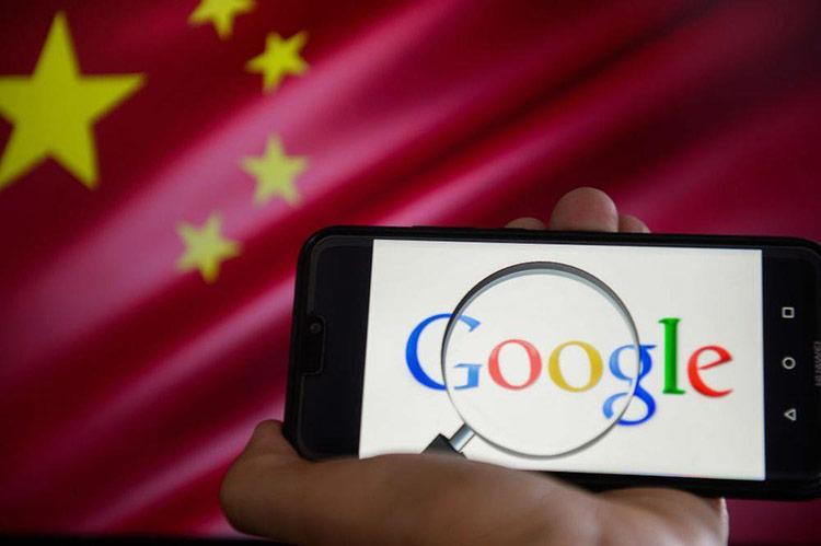 Hy vọng trở lại Trung Quốc của Google vụt tắt - Google rời bỏ Trung Quốc vào năm 2010, nhưng hiện nay gã khổng lồ tìm kiếm luôn cố gắng trở lại thị trường rộng lớn và đầy tiềm năng này.