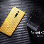 Xiaomi hé lộ Redmi K20 Pro bằng vàng thật, giá 7.000 USD