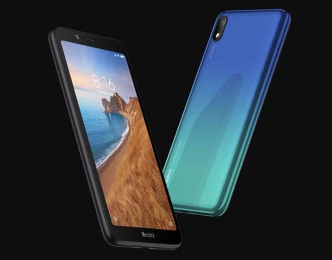 Xiaomi Redmi 7A (2,6 triệu đồng)