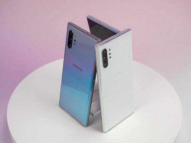 Galaxy Note10 đã có phiên bản hỗ trợ 5G
