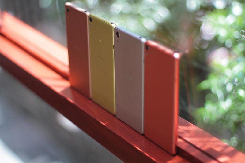 Công ty Nhật Bản từ lâu đã không còn chú trọng quảng bá dòng smartphone Xperia như trước, đặc biệt là tại Việt Nam. Ảnh: Khương Nha.