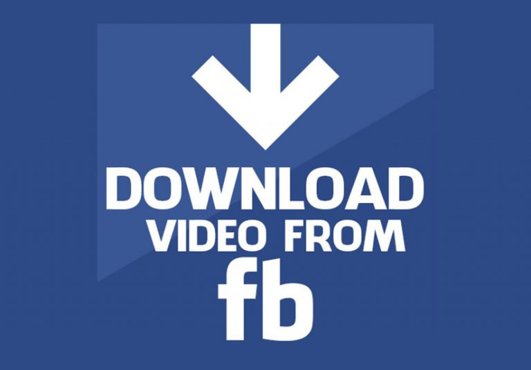 Cách tải video từ facebook chỉ bằng một đường link